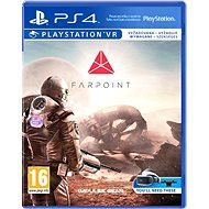 Farpoint - PS4 VR - Console Game