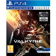 EVE: Valkyrie - PS4 VR - Console Game