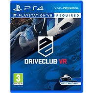 Driveclub VR - PS4 VR - Console Game