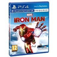 Marvels Iron Man VR - PS4 VR - Console Game