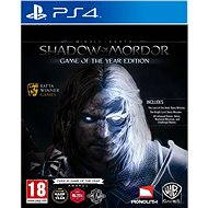 Middle Earth: Shadow of Mordor Game of the Year Edition - PS4 - Console Game
