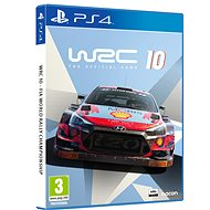 WRC 10 The Official Game - PS4 - Console Game