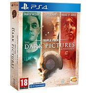 The Dark Pictures Anthology: Triple Pack - PS4