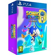 Sonic Colours: Ultimate - Limited Edition - PS4 - Console Game
