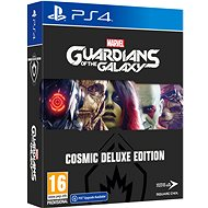 Marvels Guardians of the Galaxy - Cosmic Deluxe Edition - PS4 - Console Game
