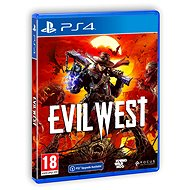 Evil West - PS4 - Console Game
