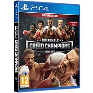 Big Rumble Boxing: Creed Champions - Day One Edition - PS4 - Console Game