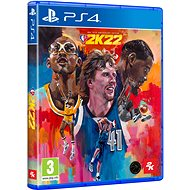 NBA 2K22: Anniversary Edition - PS4 - Console Game