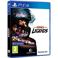 GRID LEGENDS - PS4 - Console Game
