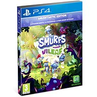 The Smurfs: Mission Vileaf - Smurftastic Edition - PS4 - Console Game
