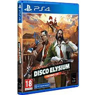 Disco Elysium - The Final Cut - PS4 - Console Game