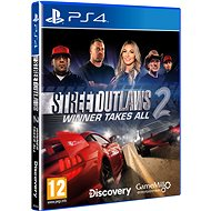 Street Outlaws 2: Winner Takes All - PS4 - Console Game