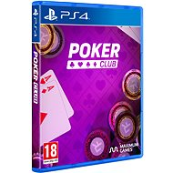 Poker Club - PS4 - Console Game