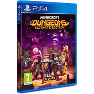 Minecraft Dungeons: Ultimate Edition - PS4 - Console Game