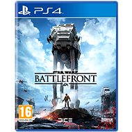 PS4 - Star Wars: Battlefront - Console Game