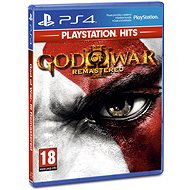 God of War III Remaster Anniversary Edition - PS4 - Console Game