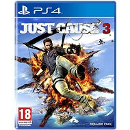 Just Cause 3 Gold Edition - PS4 - Console Game