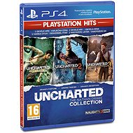 PS4 - Uncharted: The Nathan Drake Collection - Console Game