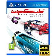 WipEout: Omega Collection - PS4
