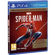 Marvels Spider-Man GOTY - PS4