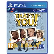 That's You - PS4 - Console Game