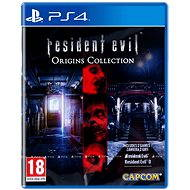 Resident Evil Origins Collection - PS4 - Console Game