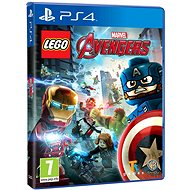 LEGO Marvel's Avengers - PS4 - Console Game