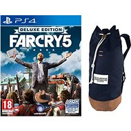 Far Cry 5 Deluxe Edition + Original Backpack - PS4 - Console Game