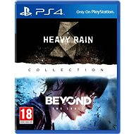 Heavy Rain & Beyond: Two Souls Collection - PS4 - Console Game
