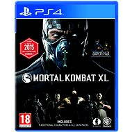 Mortal Kombat XL - PS4 - Console Game