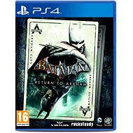 PS4 - Batman Return to Arkham - Console Game