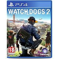 Watch Dogs 2 - PS4 - Console Game