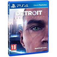 DETROIT Become Human - PS4 - Console Game