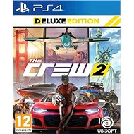 The Crew 2: Deluxe Edition - PS4 - Console Game