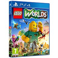 LEGO Worlds CZ - PS4 - Console Game