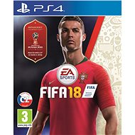 FIFA 18 - PS4 - Console Game