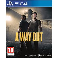 A Way Out - PS4 - Console Game