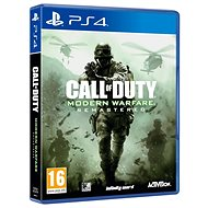 Call of Duty: Modern Warfare Remaster - PS4 - Console Game