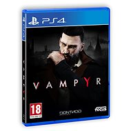 Vampyr - PS4 - Console Game
