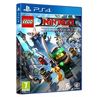 Console Game LEGO Ninjago Movie Videogame - PS4 - Hra na konzoli