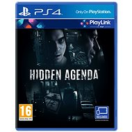 Hidden Agenda - PS4 - Console Game