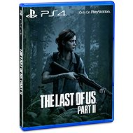 The Last of Us Part II Standard Plus Edition - PS4 - Console Game