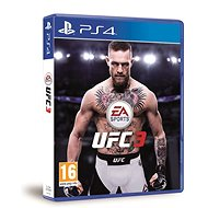 UFC 3 - PS4 - Console Game