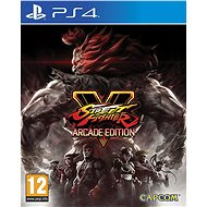 Street Fighter V Arcade Edition - PS4
