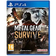 Metal Gear Survive - PS4 - Console Game