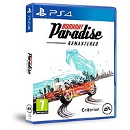 Burnout Paradise Remastered - PS4 - Console Game