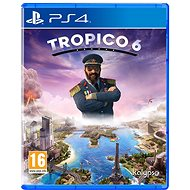 Tropico 6 - PS4 - Console Game