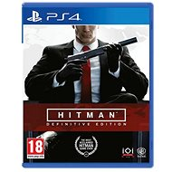 HITMAN: Definitive Edition - PS4 - Console Game