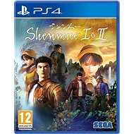 Shenmue 1 + 2 - PS4 - Console Game
