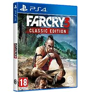 Far Cry 3 Classic Edition - PS4 - Console Game
